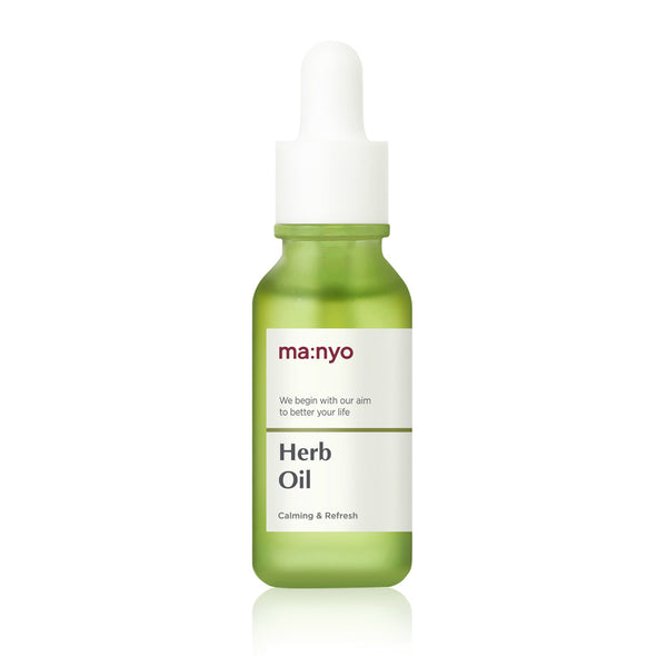 Manyo Factory Herb Treatment Oil - oo35mm
