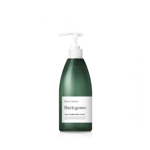 Manyo Factory Daily Body Lotion Herbgreen