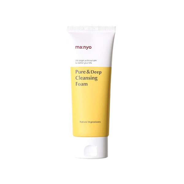 Manyo Factory Pure & Deep Cleansing Foam - oo35mm