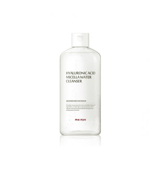 Manyo Factory Hyaluronic Acid Micellar Water Cleanser (EXP 2020/12) - oo35mm