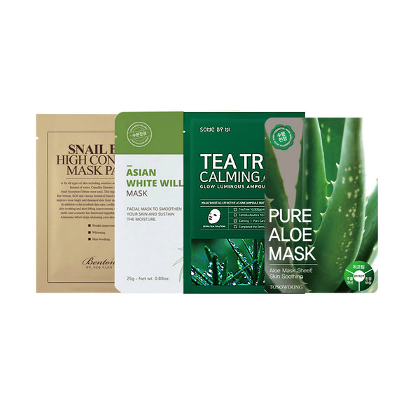 Mei's Favorite Sheet Masks