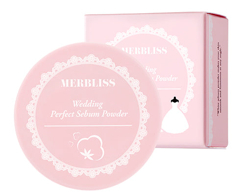 Merbliss Wedding Perfect Sebum Powder