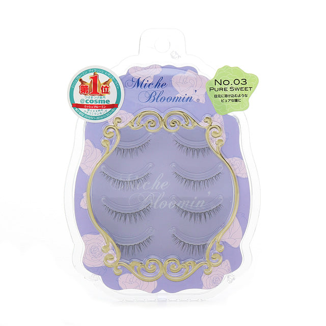 DUP Bloomin' Eyelashes Pure Sweet 03 - oo35mm