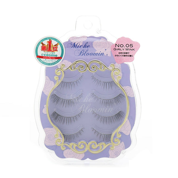 DUP Bloomin' Eyelashes Girly Wink 05