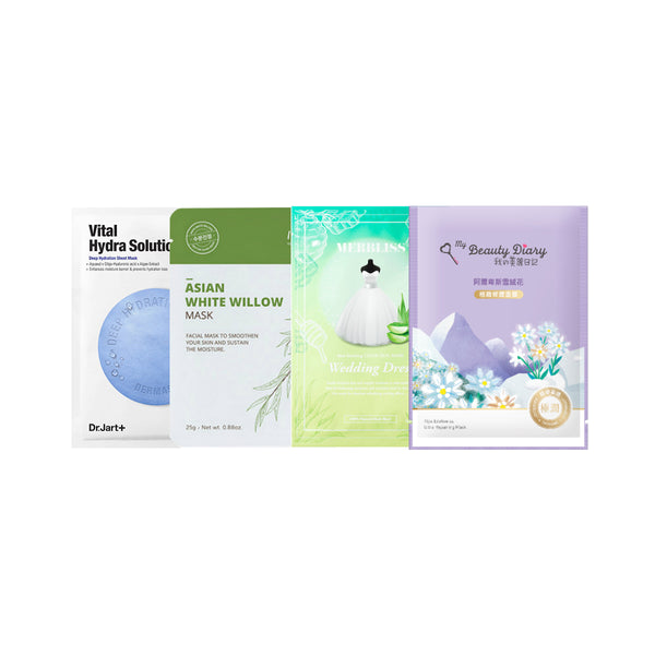 Minny's Favorite Sheet Masks