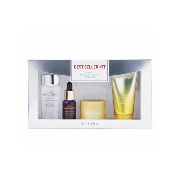 Missha Best Seller Kit