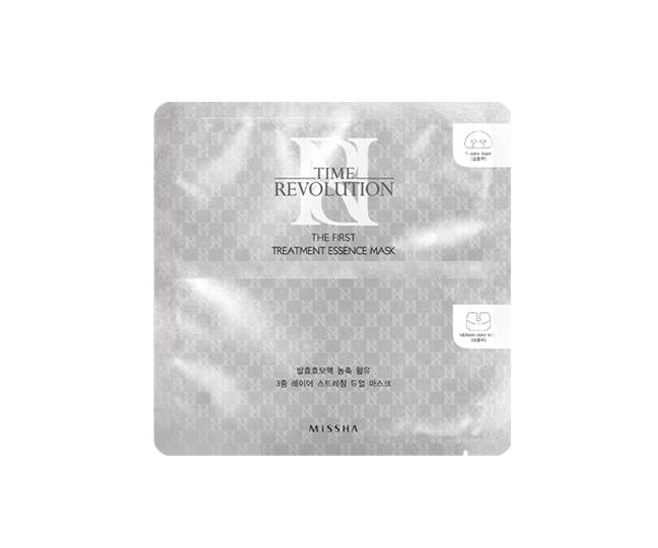 Missha Time Revolution The First Treatment Essence Mask - oo35mm