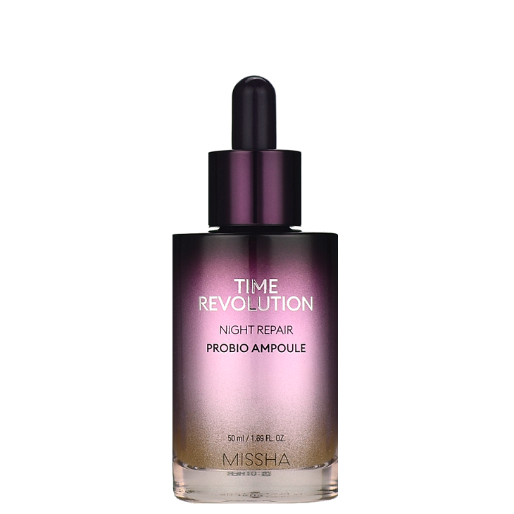 Missha Time Revolution Night Repair Probio Ampoule - oo35mm