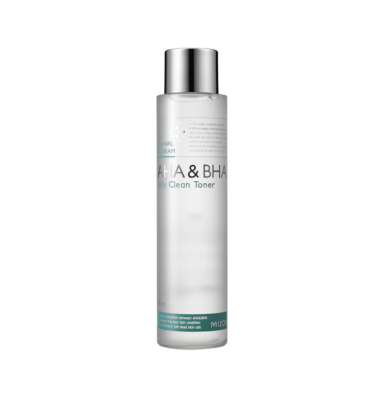 Mizon AHA&BHA Daily Clean Toner - oo35mm
