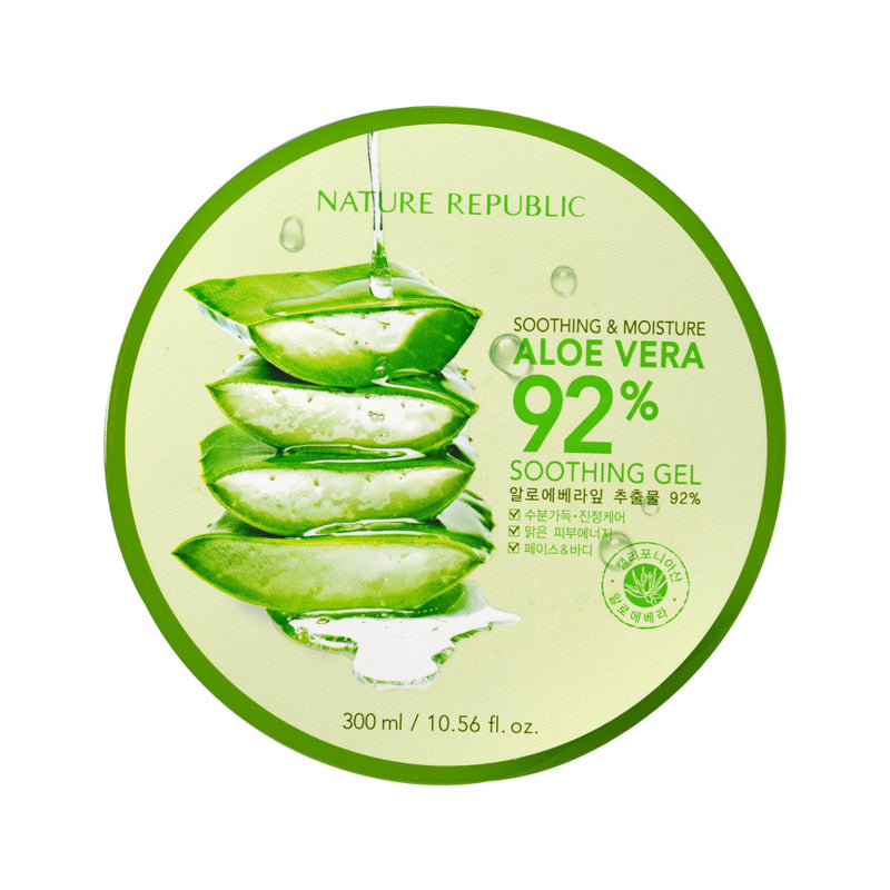 Nature Republic Soothing & Moisture Aloe Vera 92% Gel - oo35mm