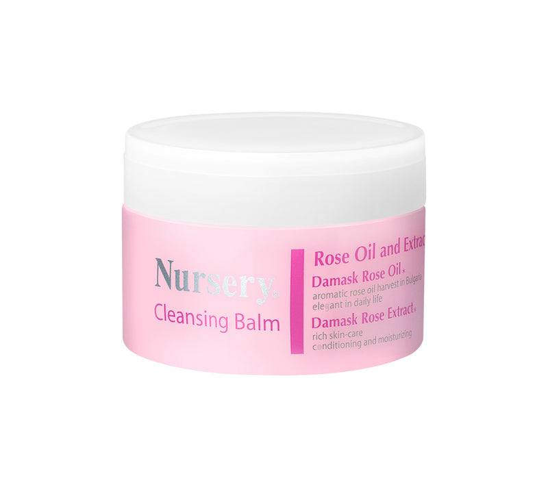 Nursery Cleansing Balm Rose - oo35mm