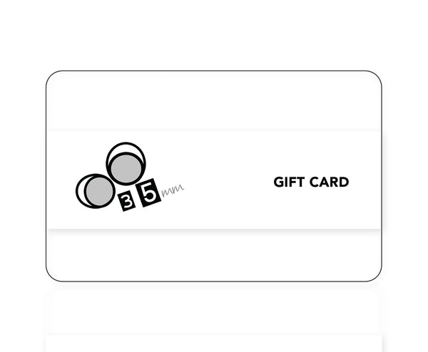 In-store Gift Card - oo35mm