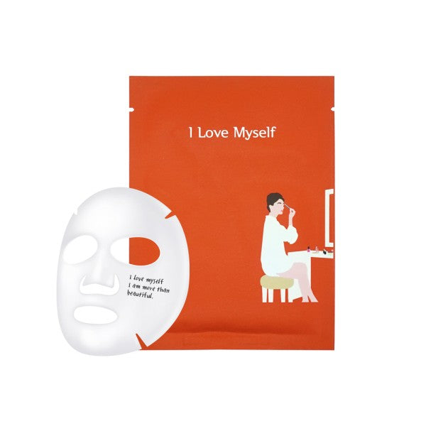 PACKage I Love Myself Make Up Boosting Mask - oo35mm