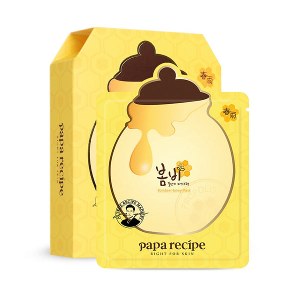Papa Recipe Bombee Honey Mask Pack