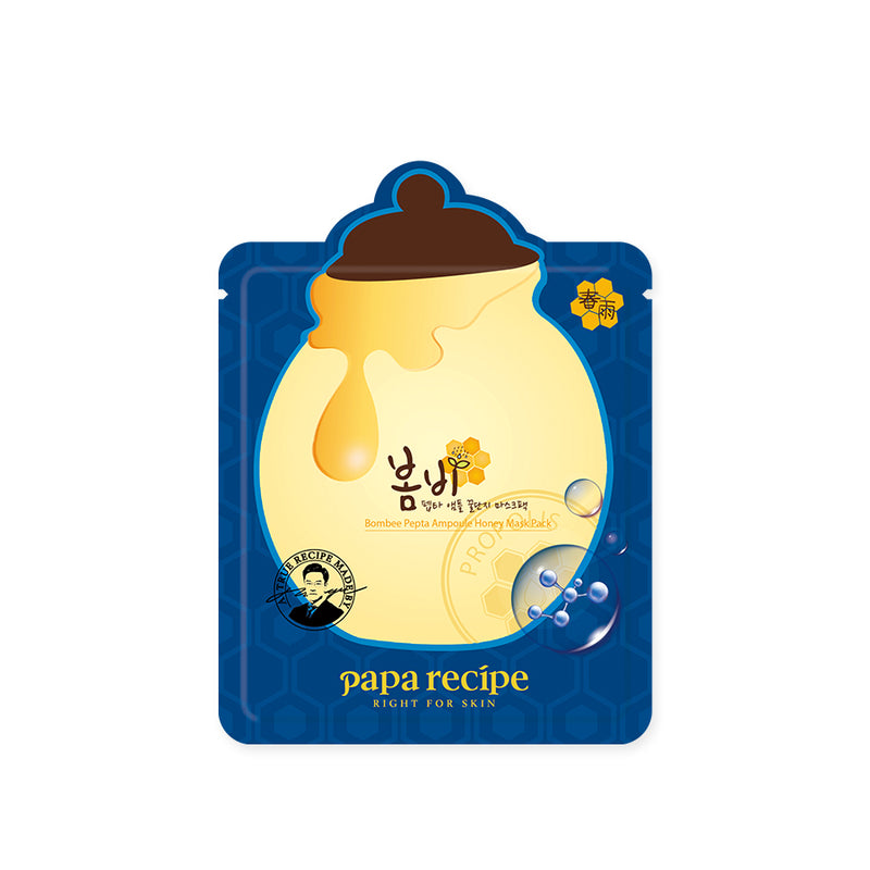 Papa Recipe Bombee Pepta Ampoule Honey Mask - oo35mm