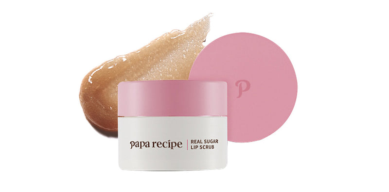 Papa Recipe Real Sugar Lip Scrub