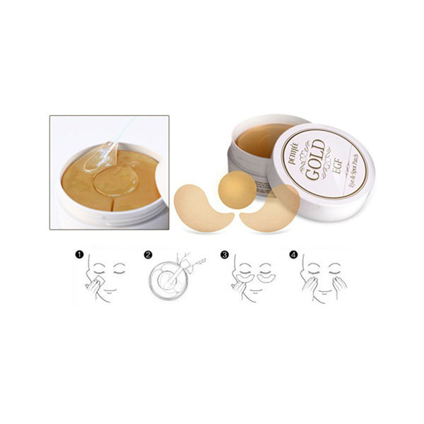 Petitfee Gold EGF Eye and Spot Patch (EXP 2020-10) - oo35mm