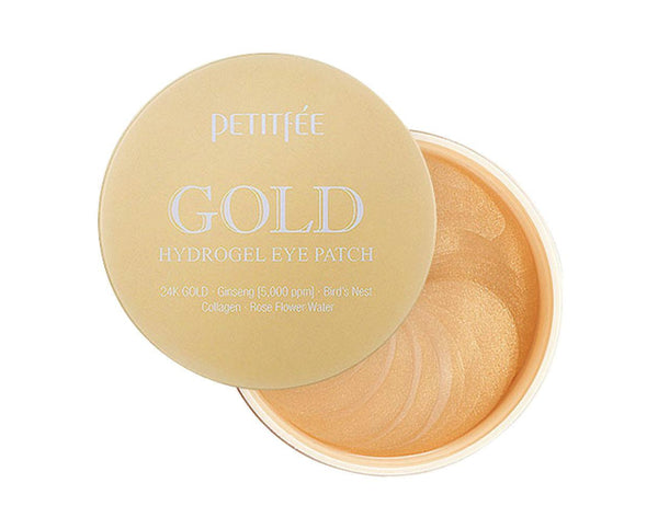 Petitfee Gold Hydrogel Eye Patch - oo35mm