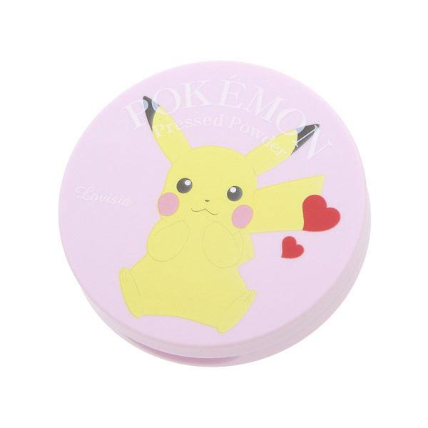 Pikachu Pokemon Pressed Powder - oo35mm