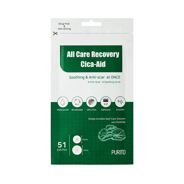 Purito All-Care Recovery Cica-Aid - oo35mm