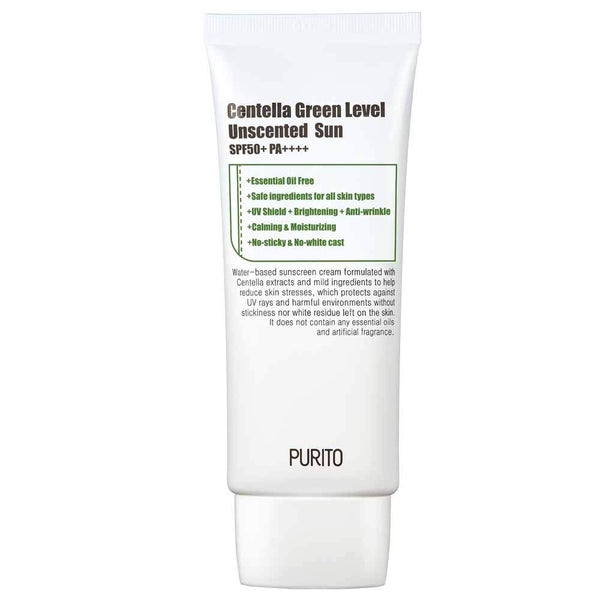 Purito Centella Green Level Safe Sun Unscented
