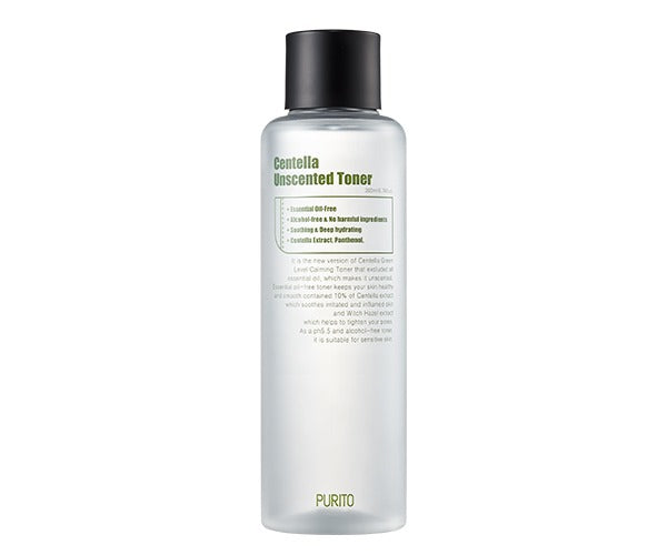 Purito Centella Green Level Calming Toner Unscented - oo35mm