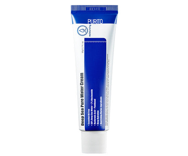 Purito Deep Sea Pure Water Cream - oo35mm