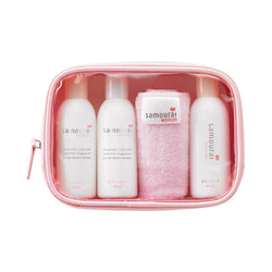 Samourai Women Champagne Rose Travel Set