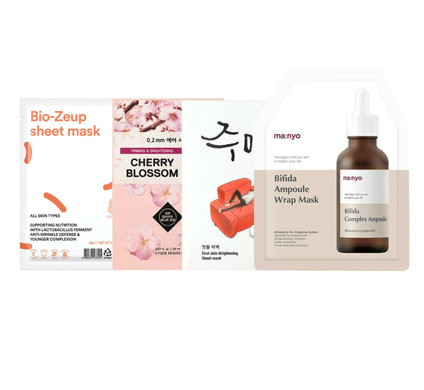 Shanel's Favorite Sheet Masks - oo35mm