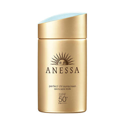Anessa Perfect UV Sunscreen Skincare Milk SPF50+ PA+ - oo35mm