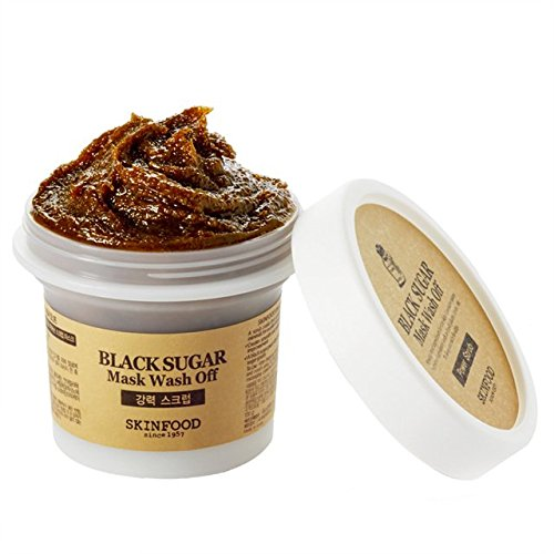 Skinfood Black Sugar Mask Wash Off - oo35mm