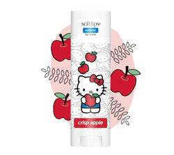 Mentholatum Softlips Lipbalm Hello Kitty Apple