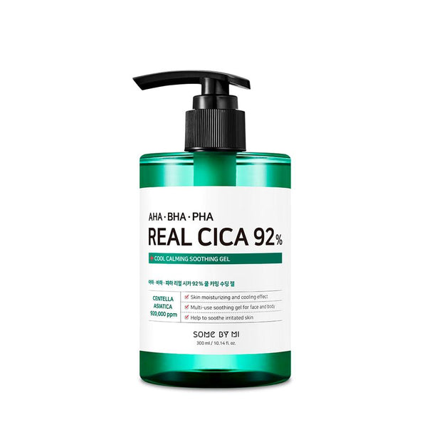 Some By Mi AHA BHA PHA Real Cica 92% Cool Calming Soothing Gel - oo35mm