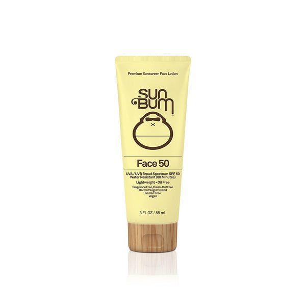 Sun Bum SPF 50 Face Lotion