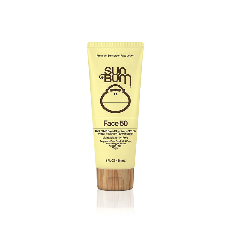 Sun Bum SPF 50 Face Lotion - oo35mm
