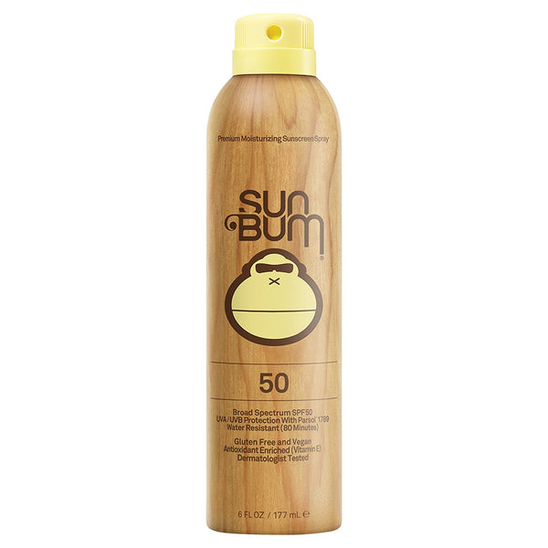 Sun Bum SPF 50 Original Spray Sunscreen - oo35mm