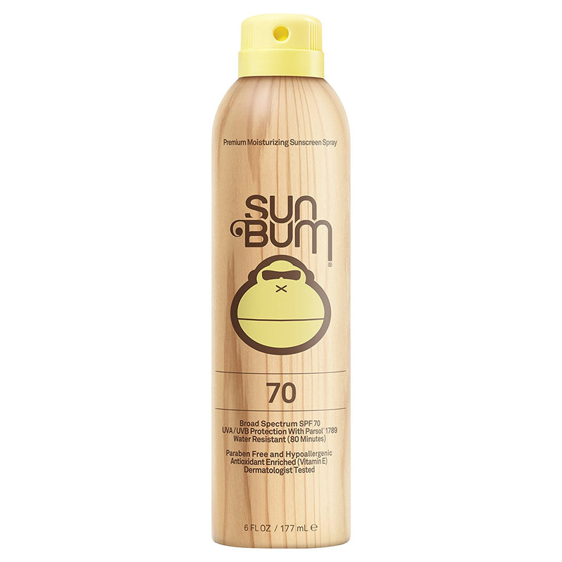 Sun Bum SPF 70 Original Spray Sunscreen - oo35mm