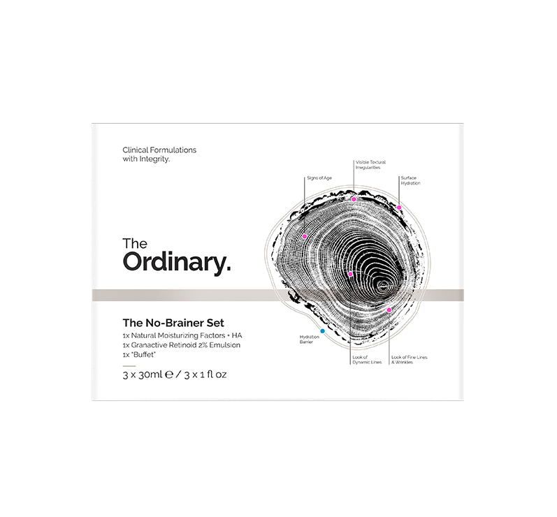 The Ordinary The No–Brainer Set