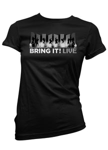 Bring It! Live - Tour T-Shirt 2017 (Silver Foil) (YOUTH)