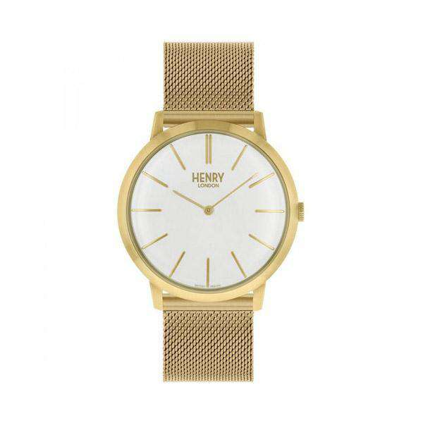 Unisex kellot Henry London HL40-M0250 (40 mm)