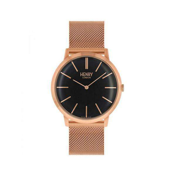 Unisex kellot Henry London HL40-M0254 (40 mm)