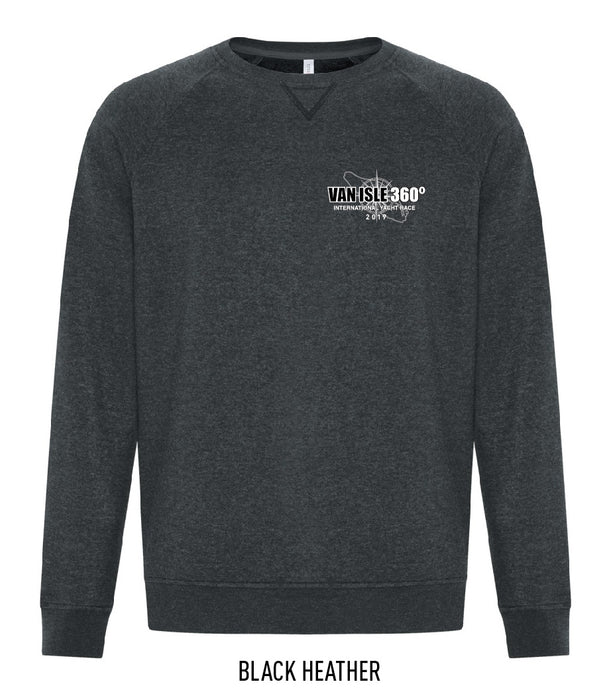Men's Vintage Fleece Crewneck Sweatshirt