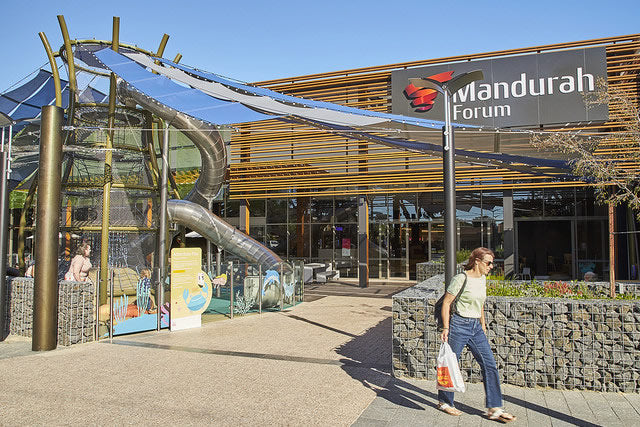 Mandurah Shopping Centre Perth
