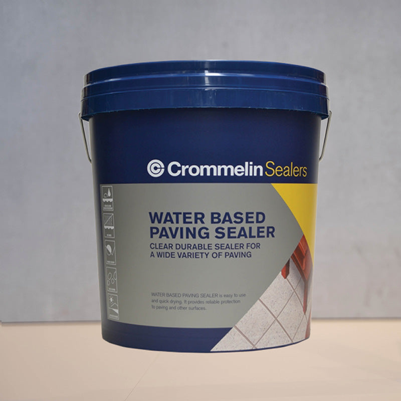 Crommelin Water Based Paving Sealer