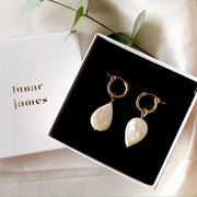 Chiara Earrings - Lunar James