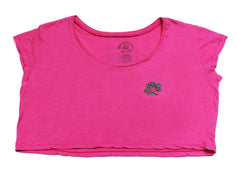 Melrose Pink Crop Top