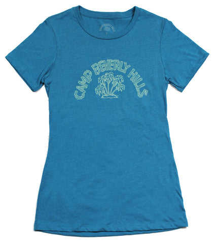 Beverly Classic Teal Tee