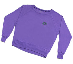 Doheny Violet Off the Shoulder