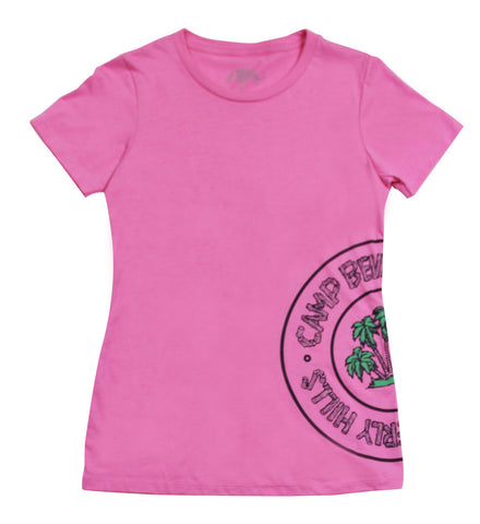 Beverly Seal Pink Tee