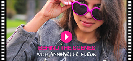 Get Behind The Scenes With Annabell!